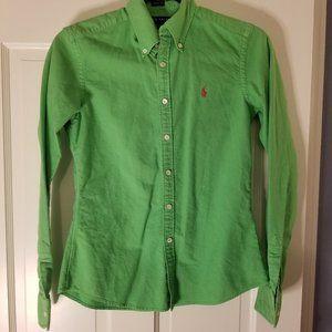 Ralph Lauren Slim Fit Dress Classic Shirt